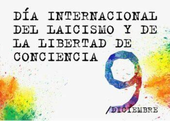 Manifiesto de Europa Laica ante el Día Internacional del Laicismo y la Libertad de Conciencia