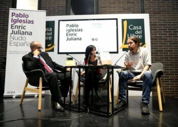 Pablo Iglesias visita este viernes la localidad vasca de Gernika