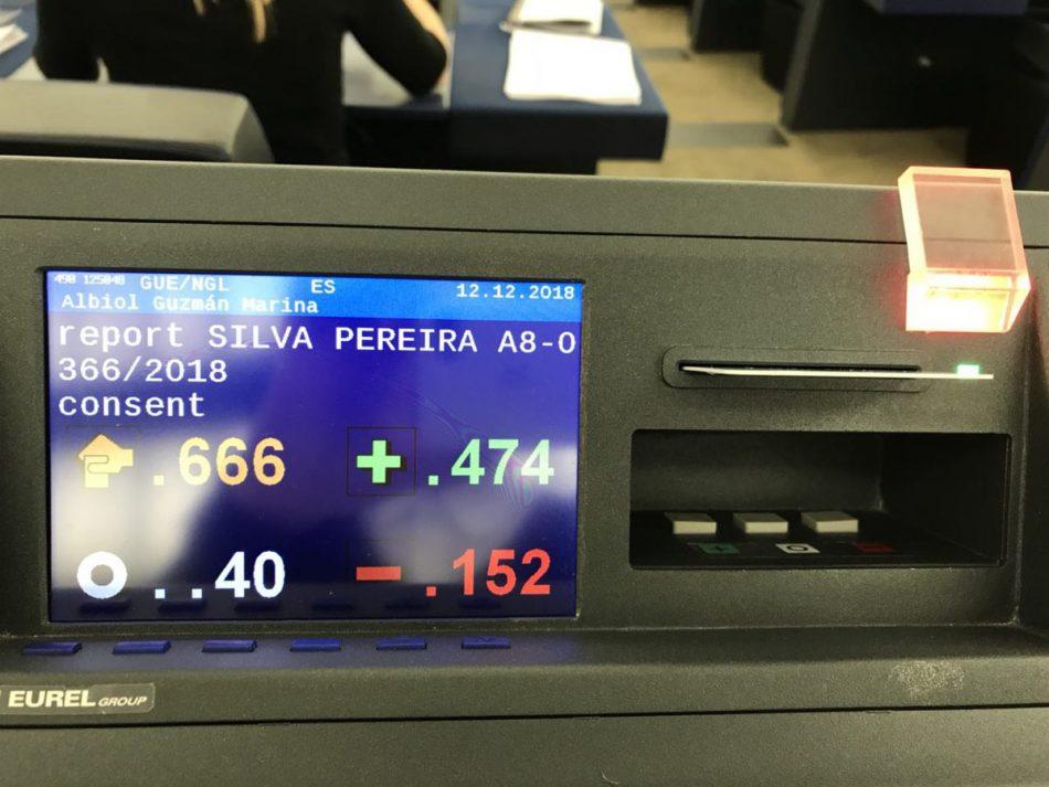 """Albiol: """"El PSOE debería asumir que defender los servicios públicos es incompatible con apoyar el JEFTA"""""""