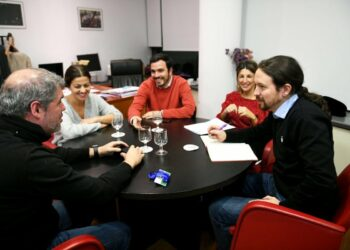 Pablo Iglesias: «vamos a apurar hasta la última posibilidad de sacar adelante unos presupuestos que necesita la gente»