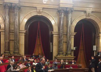 """Susanna Segovia insta Torra a posar l'agenda social sobre la taula de la reunió i demana a Sánchez que sigui """"valent"""" i faci una proposta per Catalunya"""