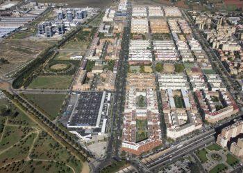 IU Sevilla exige al gobierno municipal gravar el IBI a los pisos vacíos