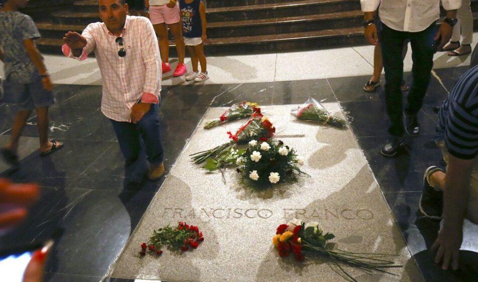 El Tribunal Supremo no paraliza cautelarmente la exhumación del dictador genocida Franco, tal y como pretendían sus descendientes