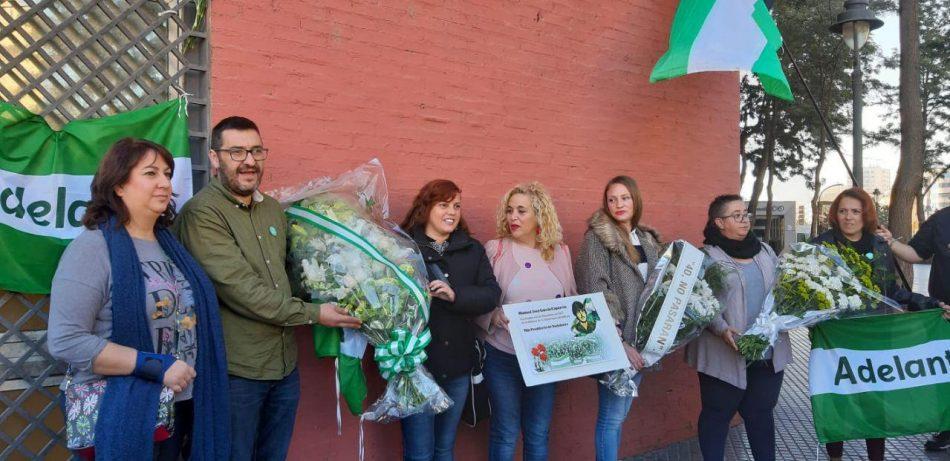 Adelante Andalucía reivindica la figura de Caparrós 41 años después de su asesinato