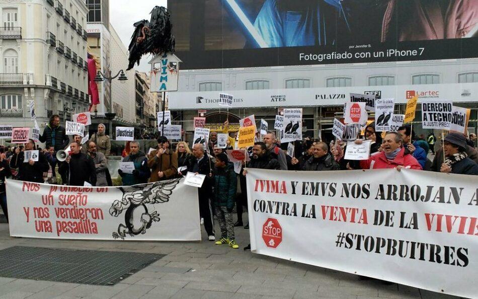 La Asociación de Afectados por la Venta de Viviendas del IVIMA rechaza el archivo de la causa penal