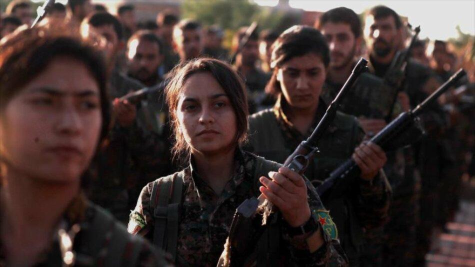 Kurdos de Siria recurren a Al-Asad y Rusia para defenderse