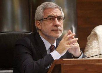 Llamazares dimite de todos sus cargos de IU Federal