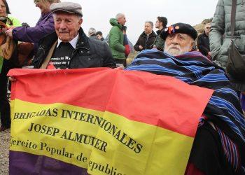 """El Brigadista Internacional Virgilio Fernández cumple 100 años: """"Hasta mi último aliento en defensa de la República Española"""""""