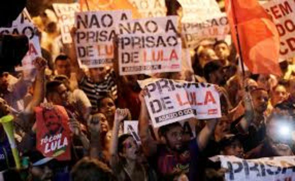 Más de un centenar de personalidades de América Latina y del mundo respaldan campaña de solidaridad con Lula