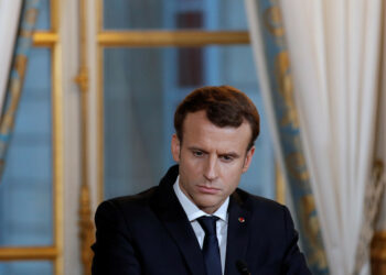 Macron convoca reunión de emergencia del gobierno ante los disturbios en París