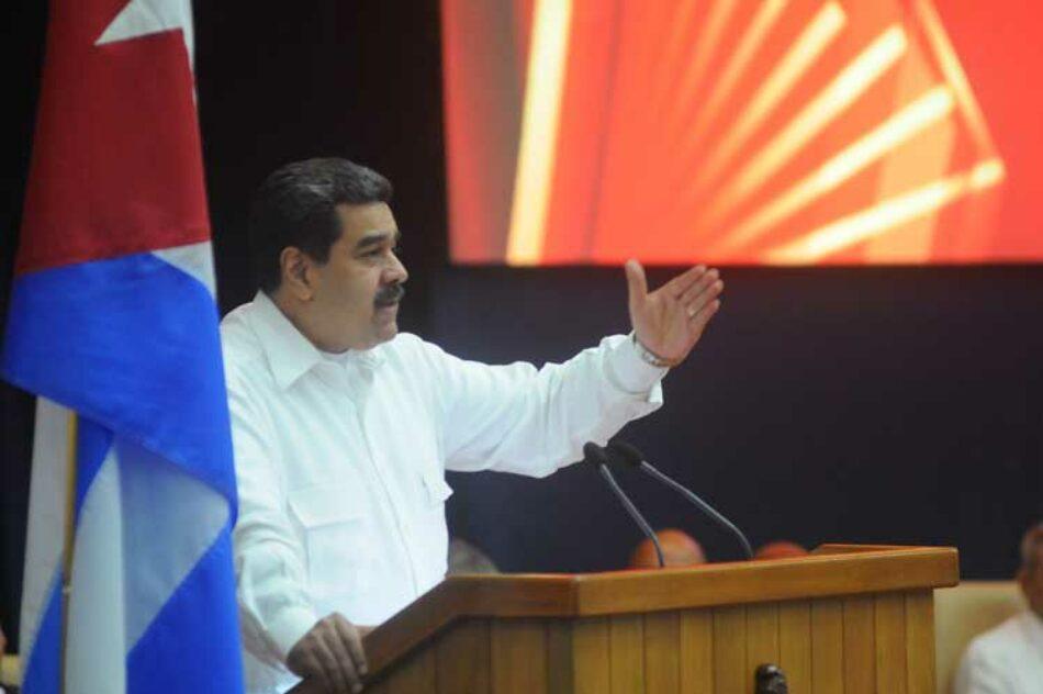 El ALBA es la voz de la verdad y la justica, afirma presidente Maduro