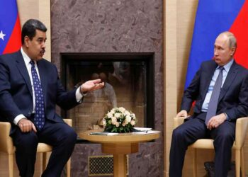 Putin rechaza cambio de poder por la fuerza en Venezuela