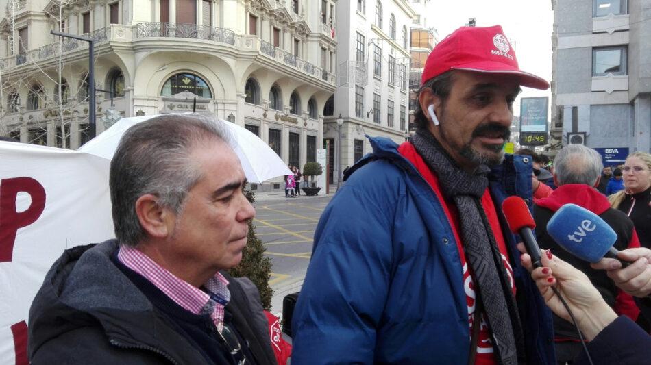 Stop Desahucios 15M Granada: «las entidades bancarias regalan desahucios por Navidad»