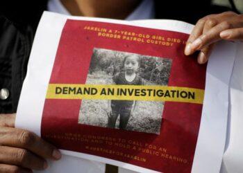 Protestas y condenas a las autoridades estadounidenses por la muerte de Jakelin Caal Maquin