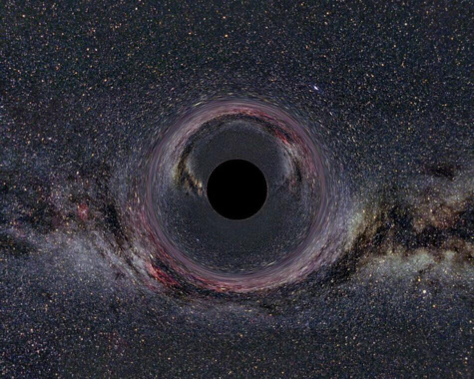 Nuevo modelo matemático para encontrar agujeros negros