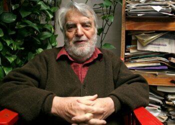 Fallece Osvaldo Bayer, historiador anarquista argentino