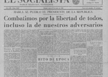 El final de «La Revista Socialista»
