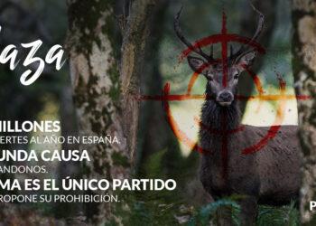 """Los partidos políticos """"a la caza de votos"""" que cuestan la vida a millones de animales"""