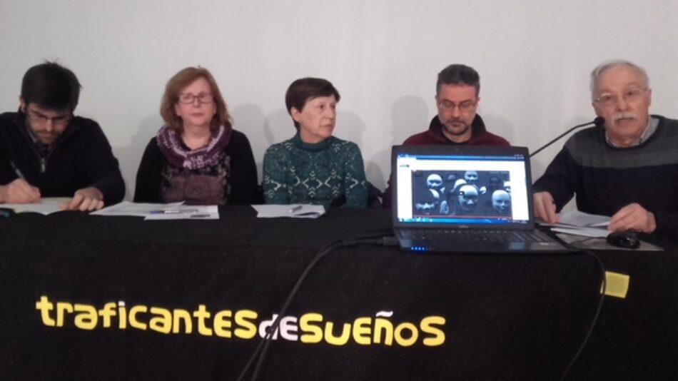 """100 organizaciones convocan a una concentración bajo el lema """"No hay justicia!"""""""