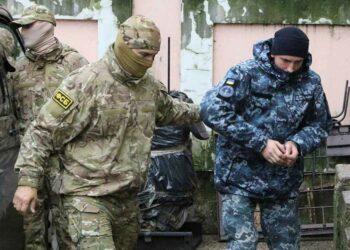 Rusia presenta cargos contra militares ucranianos