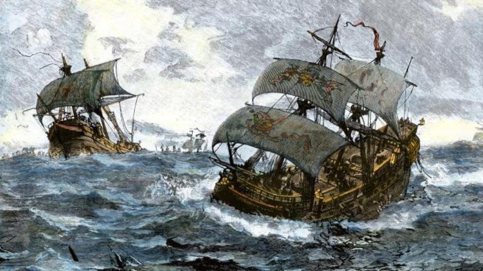 El regreso de la Armada Invencible