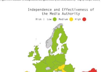 Según el estudio del ECPMF, aumentan los riesgos para el pluralismo de los medios y la seguridad de los periodistas