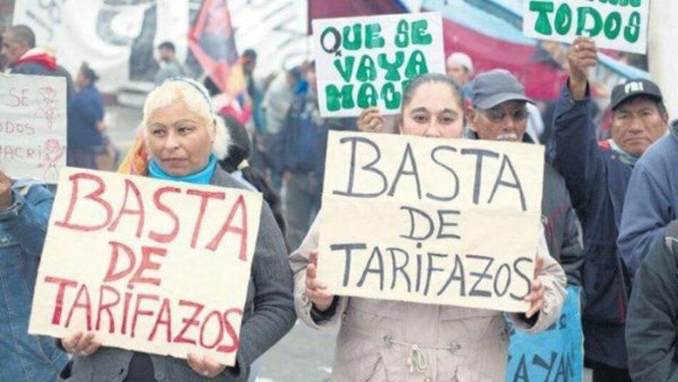 Anuncian nuevo tarifazo en los servicios públicos de Argentina