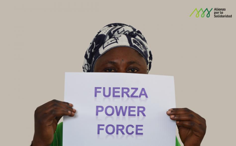 Alianza por la Solidaridad revela las graves vulneraciones de derechos de las mujeres subsaharianas en su camino hacia Europa
