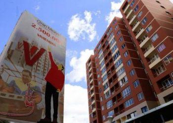 Presidente Nicolás Maduro entrega la vivienda pública número 2 millones 500 mil en Venezuela