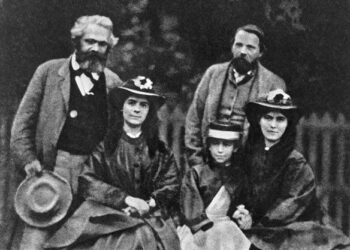 Llega la correspondencia entre las hermanas Marx, a través de un libro