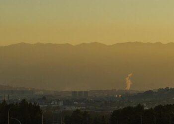 Ecologistas asturianos denuncia los alarmantes niveles de contaminación registrados en Oviedo durante una semana