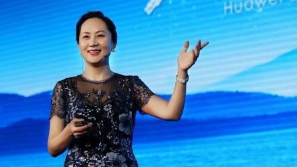 La policía canadiense detiene a Wanzhou Meng directora financiera de Huawei a petición de EEUU