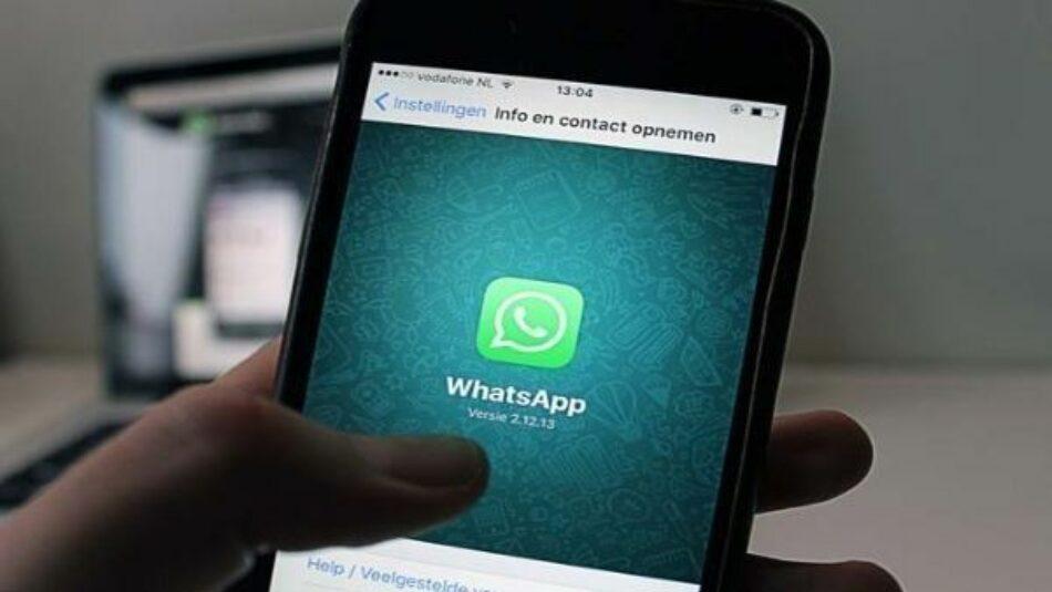 WhatsApp restringe la cantidad de conversaciones para reenviar