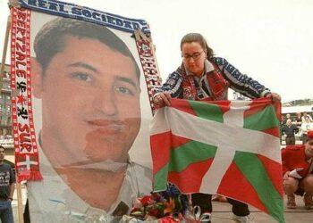 Se cumplen 20 años del asesinato de Aitor Zabaleta