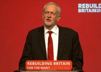 El líder de los Laboristas, Jeremy Corbyn, exige elecciones generales en el Reino Unido por impasse del Brexit