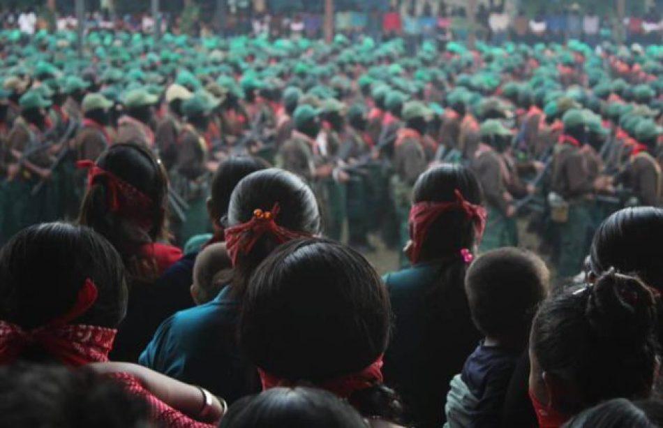 """México. La carta en la que el Subcomandante Marcos pide a simpatizantes de AMLO """"no quedarse callados"""" ante injusticias con los pueblos indígenas"""