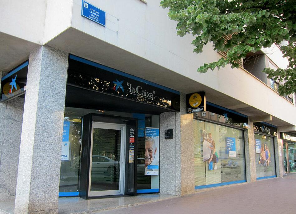 CaixaBank anuncia un ERE para despedir a 2600 de sus empleados