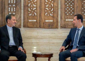 Al-Asad pide reforzar las cooperaciones entre Irán y Siria