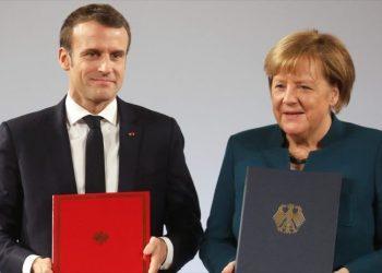 Alemania y Francia pulen su eje para crear un ejército europeo