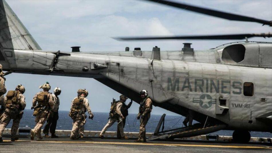 Pentágono: EEUU no está listo para una guerra con Rusia o China