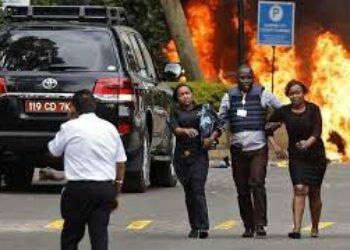 Kenia: El espanto otra vez en Nairobi