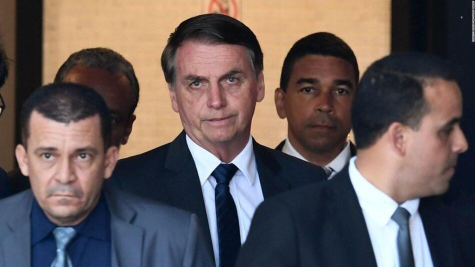 Bolsonaro asume la presidencia de Brasil