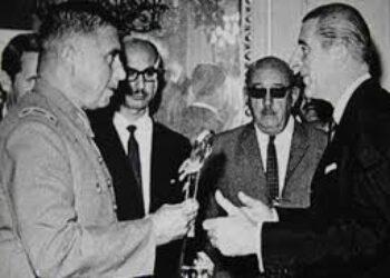 Chile. A ex Pdte Frei Montalva lo asesinó la misma dictadura que apoyó para derrocar a Allende