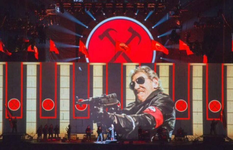 Roger Waters quiere dar un concierto de su consagrado álbum «The Wall» ante el muro de Trump