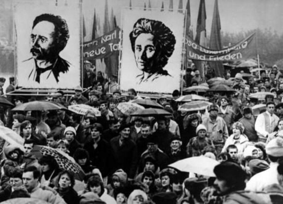Rosa Luxemburgo, la Rosa Roja de Alemania, a 100 años de su desaparición
