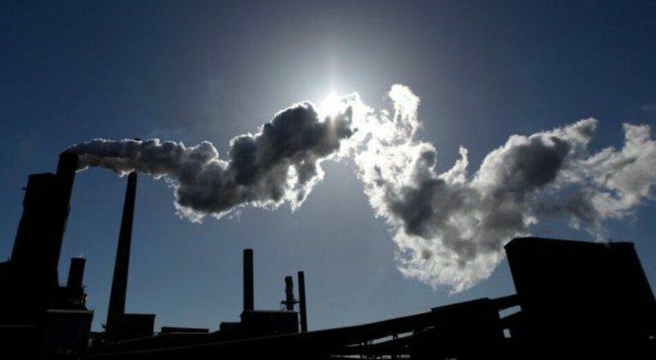 EEUU dispara sus emisiones contaminantes hasta alcanzar el máximo en 8 años