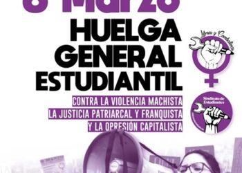 ¡8 de marzo huelga general feminista de 24 horas!