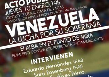 Mesa Redonda. Venezuela: la lucha por su soberanía