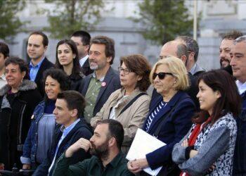 Anticapitalistas emplaza a IU y sectores críticos con Más Madrid para organizar una candidatura alternativa