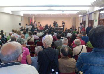 Podemos e IU concurrirán unidas a las próximas elecciones municipales de Alcalá de Henares